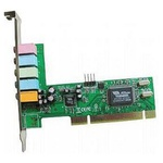 Звуковая карта Gembird SC-5,1-1 5,1 channels sound card