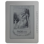 Электронная книга PageOne NPR-0630L Silver