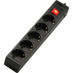 Сетевой фильтр SVEN Surge Protector Optima Base 3,0 m Black