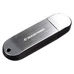 2GB USB Drive Silicon Power Luxmini 910 (SP002GBUF2910V1S) Silver