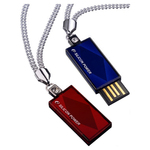 16GB USB Drive Silicon Power Touch 810 (SP016GBUF2810V1R) Red