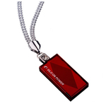 8GB USB Drive Silicon Power Touch 810 (SP008GBUF2810V1R) Red
