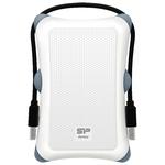Внешний жесткий диск Silicon-Power Armor A30 500GB White (SP500GBPHDA30S3W)