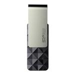 16GB USB Drive Silicon Power Blaze B30 (SP016GBUF3B30V1K) Black