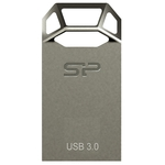 16GB USB Drive Silicon Power Jewel J50 (SP016GBUF3J50V1T) Silver