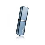 16GB USB Drive Silicon Power LuxMini 720 (SP016GBUF2720V1D) Deep Blue