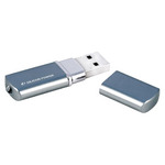 4GB USB Drive Silicon Power Luxmini 720 (SP004GBUF2720V1D) Deep Blue