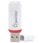 4GB USB Drive SmartBuy Crown (SB4GBCRW-W)