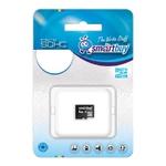 Карта памяти 16GB MicroSD SmartBuy SB16GBSDCL10-00