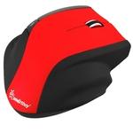 Мышь SmartBuy 613AG Red/Black (SBM-613AG-RK)