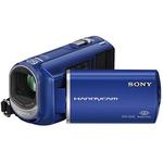 Видеокамера Sony DCR-SX40E blue