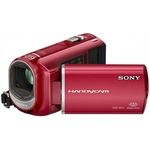 Видеокамера Sony DCR-SX40E red