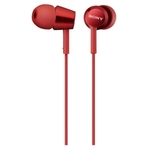 Наушники Sony MDR-EX150/R Red