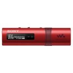 MP3 плеер SONY NWZ-B183F 4GB Red