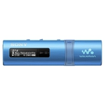 MP3 плеер SONY NWZ-B183F 4GB Blue