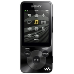 MP3 плеер SONY NWZ-E583 4GB Black