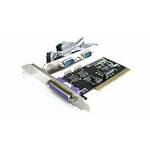 Контроллер ST-Lab I-152 RS-232 + LPT/EPP, 2 COM + 1LPT ports, PCI, Retail
