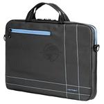 "Сумка для ноутбука Continent CC201 Grey/Blue 15.6"""