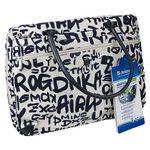 """Сумка для ноутбука Defender Graffity 15,4"""" Blue"""