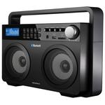 Аудиомагнитола Supra BTS-900 Black