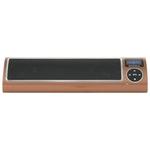 Аудиомагнитола Supra PAS-6255 кофейный