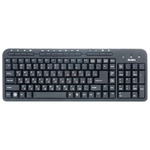 Клавиатура Sven Base Standart 309M Black USB