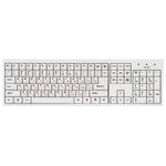 Клавиатура + мышь Sven Standard 310 Combo White USB