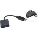 Кабель-адаптер Telecom TA552 (DisplayPort (M) -> VGA (15F))