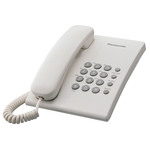 Телефонный аппарат Panasonic KX-TS2350RUW