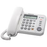 Телефонный аппарат Panasonic KX-TS2358RUW White