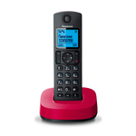 Телефонный аппарат Panasonic стандарта DECT KX-TGC310RUR Black/Red