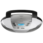 Аудиомагнитола Telefunken TF-CSRP3480 White