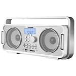 Аудиомагнитола Telefunken TF-SRP3401B White