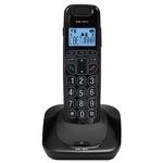 Беспроводной телефон Texet TX-D7505A Black