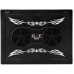 Подставка для охлаждения ноутбука Titan TTC-G7TZ Black (2 вентилятора)