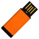 2GB USB Drive Transcend JetFlash T5T Orange
