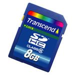 Карта памяти 8Gb Transcend TS8GSDHC6