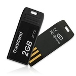 2GB USB Drive Transcend JetFlash T3K Black