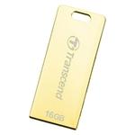 USB Flash Transcend JetFlash T3G 16Gb Gold Sochi 2013 (TS16GJFT3G)