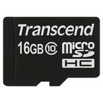 Карта памяти 16GB MicroSD Transcend TS16GUSDC10