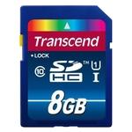 Карта памяти 8GB Transcend TS8GUSDU1