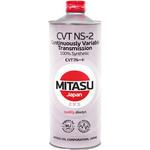 Трансмиссионное масло Mitasu MJ-326 CVT NS-2 FLUID 100% Synthetic 1л