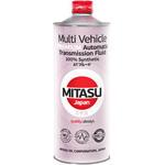 Трансмиссионное масло Mitasu MJ-328 PREMIUM MULTI VEHICLE ATF 100% Synthetic 1л