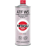 Трансмиссионное масло Mitasu MJ-331 ATF WS Synthetic Tech 1л