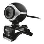 Вебкамера Trust Exis (17003) Black-Silver