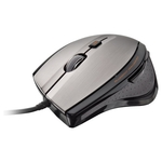 Мышь Trust MaxTrack Mouse Black-Grey (17178) USB