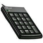Клавиатура Trust KP-1200p & USB Hub
