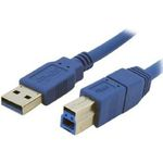 Кабель USB 3.0 PRO A-B 3.0m Gembird (CCP-USB3-AMBM-10)