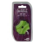 USB-хаб CBR CH 100 Green