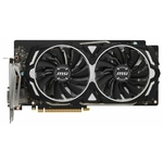 Видеокарта MSI GeForce GTX 1060 Armor OC 6GB GDDR5X
